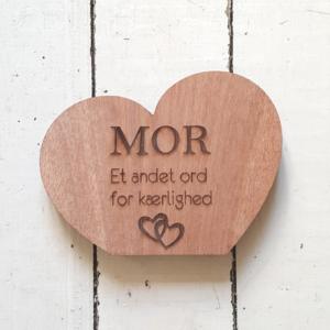 Hjerte mor et andet ord for kærlighed